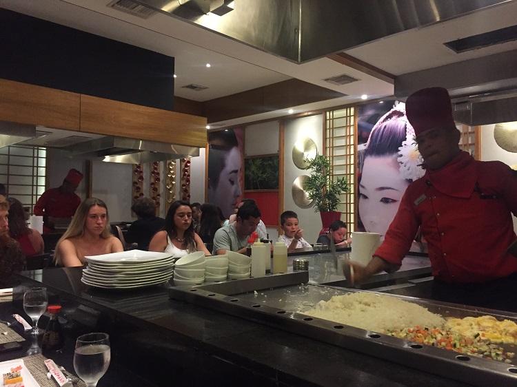 restaurante japones punta cana