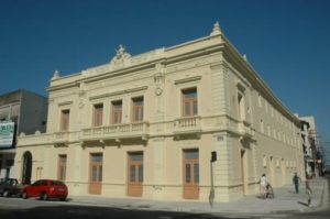 Teatro Guarany cidade de Santos