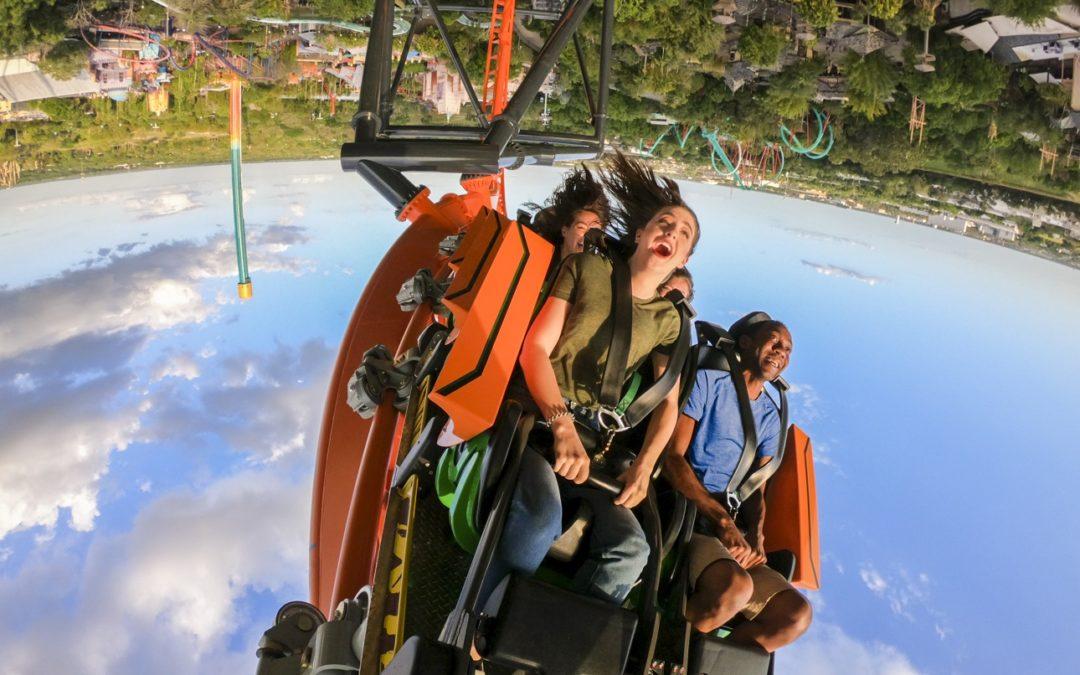 Busch Gardens estreia nova montanha-russa: Tigris