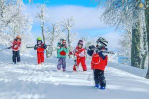esquiar Argentina