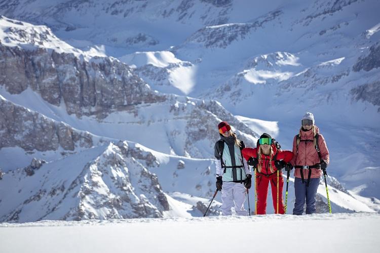 11 lugares para esquiar no Chile e na Argentina