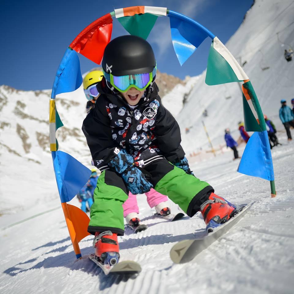 las lenas argentina esquiar