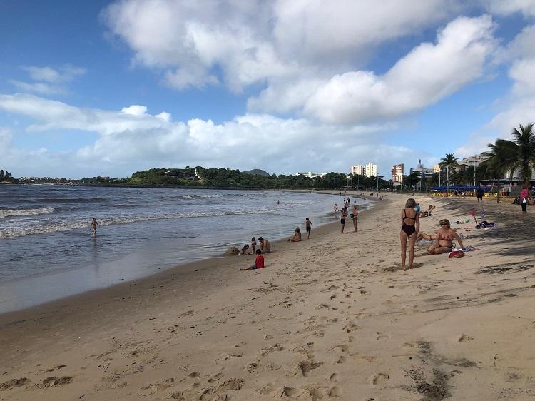 praias de vitoria camburi