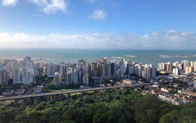 Vila Velha e arredores de Vitória