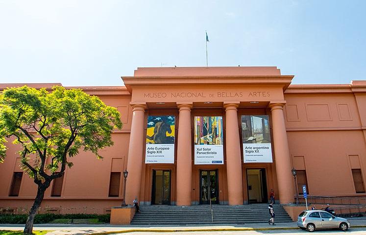 o que fazer em buenos aires-museu-bellas-artes
