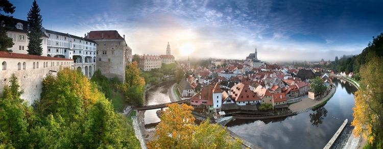 Conheça a Boêmia, na República Tcheca