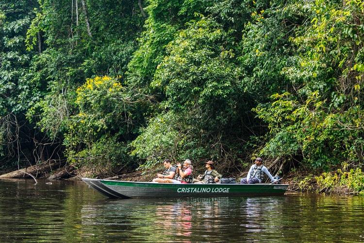 5 motivos para conhecer a Amazônia