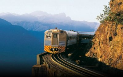 Como é o passeio de trem para Morretes