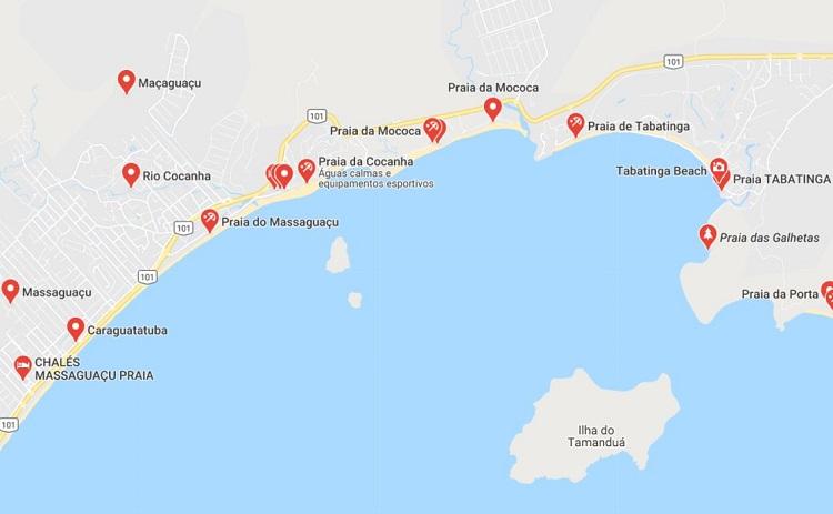 praia-da-cocanha-mapa