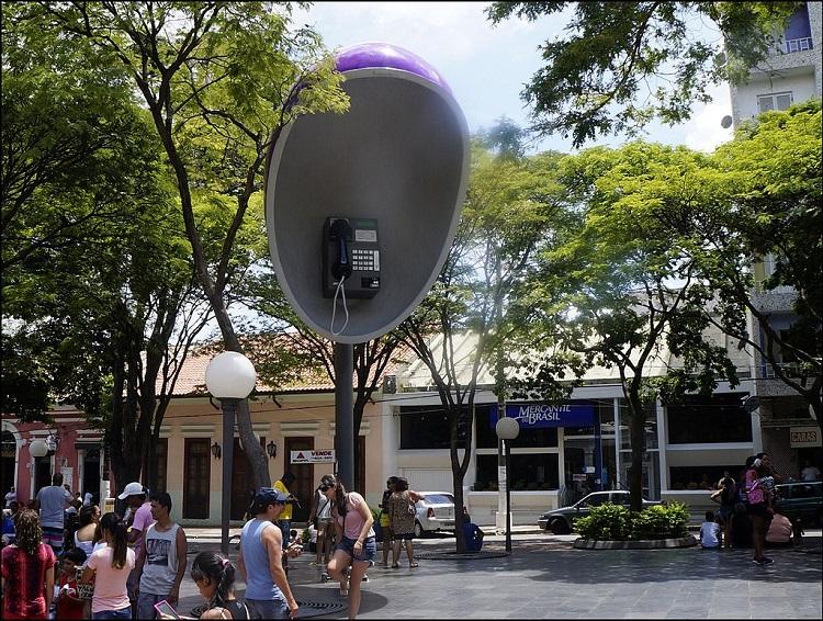 Itu, a Cidade dos Exageros, fica a 100 km de São Paulo