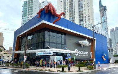 Oceanic Aquarium Balneário Camboriú: vale a visita?