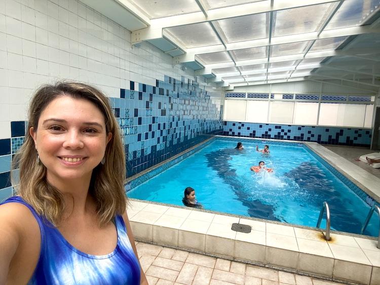 piscina hotel pires balneario camboriu