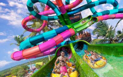 Nova atração no parque Aquatica de Orlando