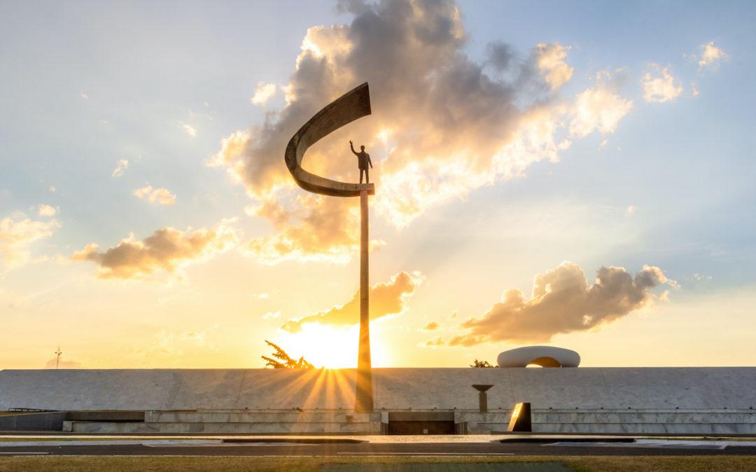 5 atrações turísticas e arquitetônicas imperdíveis em Brasília